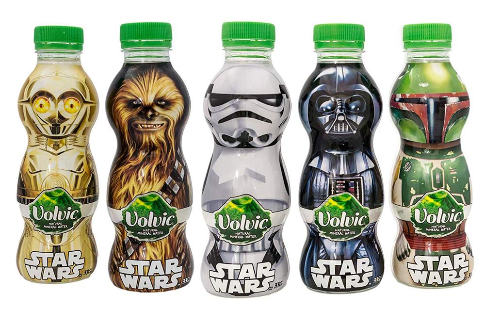Серия Volvic Star Wars